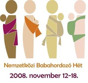 Nemzetközi Babahordozó Hét 2008